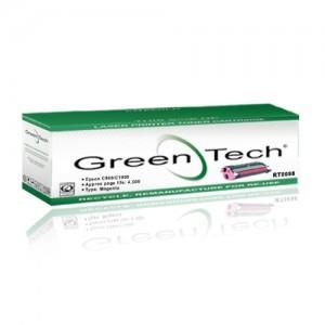 GreenTech RT0098 remanufactured Epson S050098 magenta laser toner cartridges