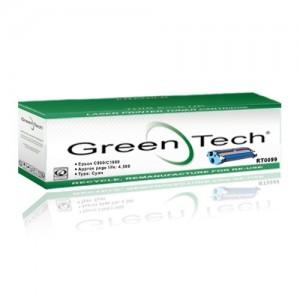 GreenTech RT0099 remanufactured Epson S050099 cyan laser toner cartridges