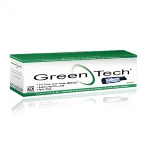 GreenTech RT10051 remanufactured Dell 593 10051 cyan laser toner cartridges