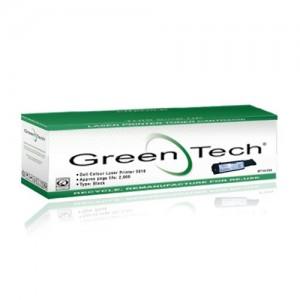 GreenTech RT10061 remanufactured Dell 593 10061 cyan laser toner cartridges