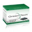GreenTech RPCLJ4000 remanufactured HP CB400A CB401A CB402A CB403A laser toner cartridges