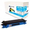 Jet Tec B135C remanufactured Brother TN 135C laser toner cartridges
