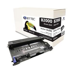 Jet Tec B2000 Drum remanufactured Brother DR2000 laser toner cartridges