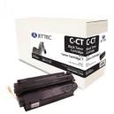 Jet Tec C CT remanufactured Canon black laser toner printer cartridges