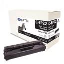 Jet Tec C EP22 remanufactured Canon black laser toner printer cartridges