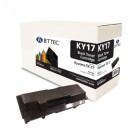 Jet Tec KY17 remanufactured Kyocera TK 17 laser toner printer cartridges