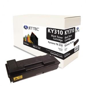 Jet Tec KY310 remanufactured Kyocera TK 310 laser toner printer cartridges