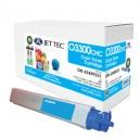 Jet Tec O3300CHC remanufactured OKI 43459331 laser toner printer cartridges