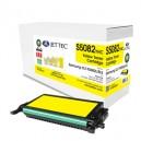Jet Tec S5082YHC remanufactured Samsung CLT Y5082LELS laser toner cartridges