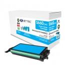 Jet Tec S660CHC remanufactured Samsung CLP C660BELS laser toner cartridges