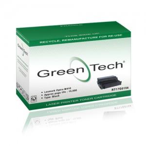 GreenTech RT17G0154 remanufactured Lexmark 17G0154 black laser toners
